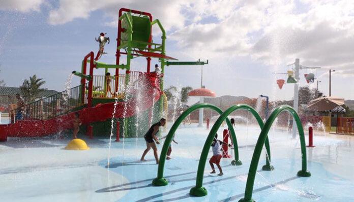 El parque pasivo Aquaventura está ubicado en Coamo.