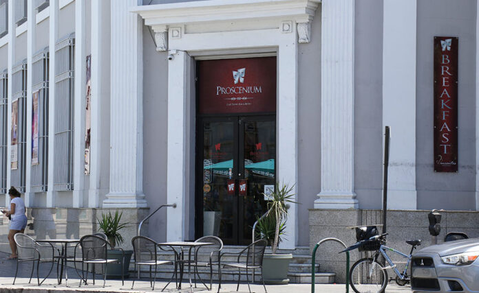 Café Teatro Procenium.