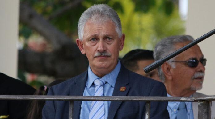 Luis Berdiel es senador por el distrito de Ponce bajo el Partido Nuevo Progresista. (Voces del Sur)