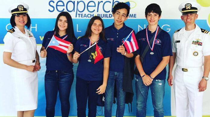 En la competencia ganada por los boricuas compitieron aproximadamente 1,500 alumnos. (Suministrada)