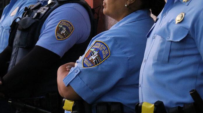 Policía de Puerto Rico. (Voces del Sur)