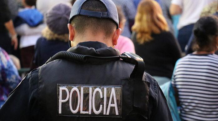 Policía Municipal de Ponce. (Voces del Sur)