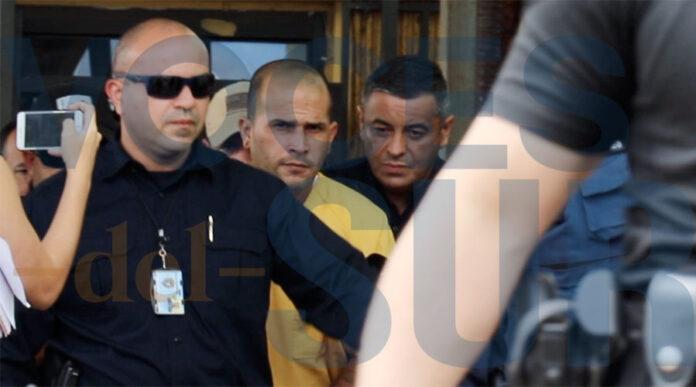 Juan Luis Cornier Torres renunció a la vista preliminar e irá a juicio por el asesinato de Valerie Ann Almodóvar Ojeda. (Voces del Sur / Archivo)