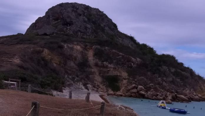 Isla Caja de Muerto.