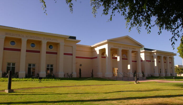 Biblioteca Municipal Mariana Suárez de Longo