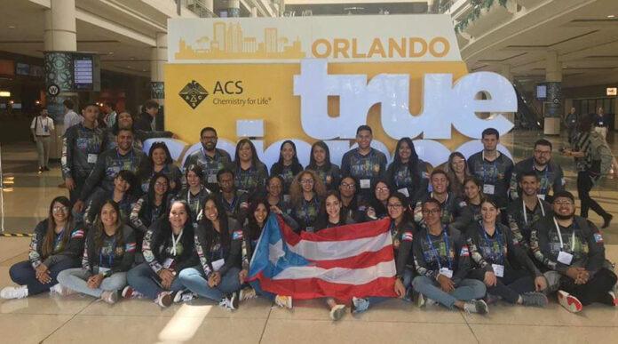 El simposio ACS National Meeting & Expo: Chemistry for Frontiers se llevó a cabo en Orlando, Florida. (Suministrada)
