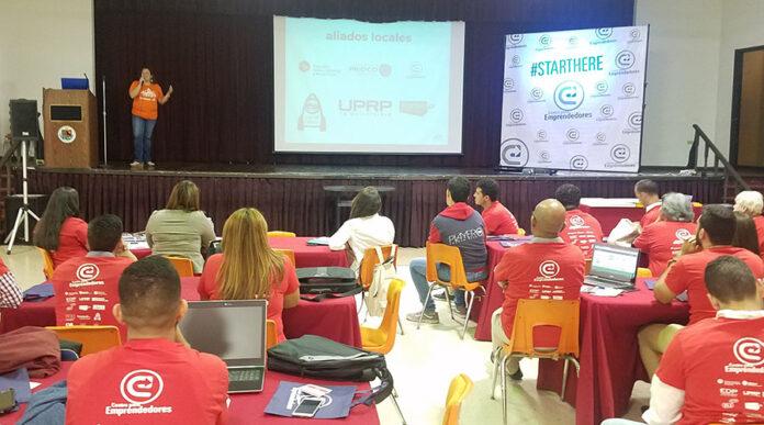 Startup Weekend es un evento creado por la aceledarora de negocios a nivel global Techstars y organizado en Puerto Rico por el Centro para Emprendedores. (Suministrada)