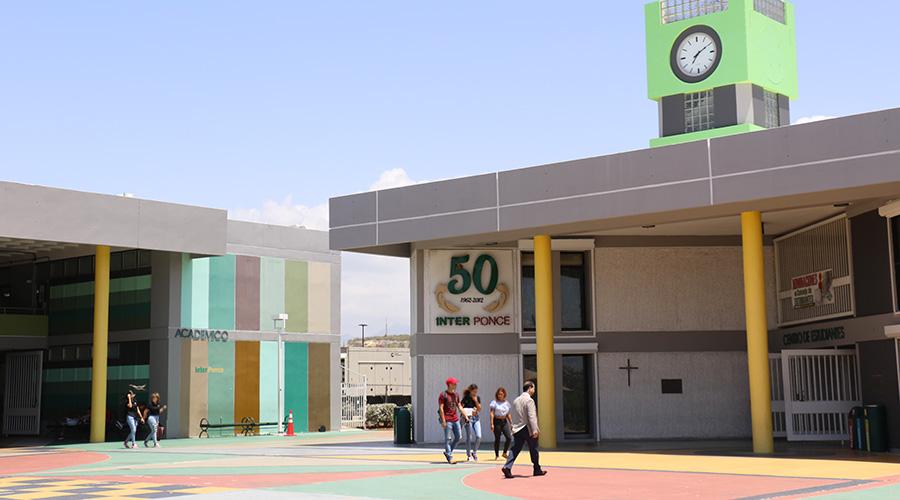 Universidad Interamericana de Puerto Rico, Recinto de Ponce.