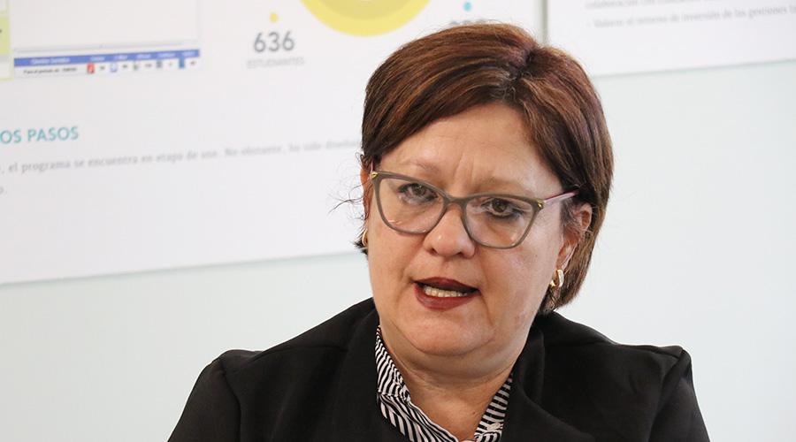 Jacqueline Álvarez Peña, decana de asuntos académicos de Inter Ponce.