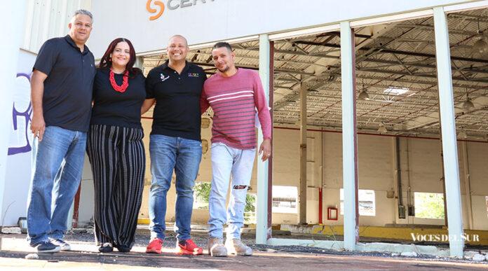 Integrantes de la Fundación Go Gogo recorrieron las instalaciones en Ponce que el próximo año se convertirán en el Gogo Institute and Innovation Center.