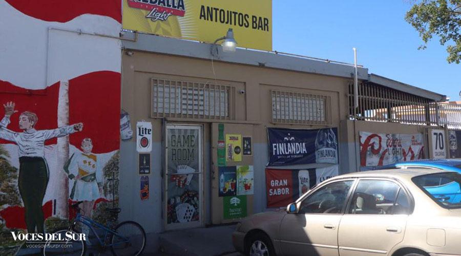 La gerencia del restaurante Antojitos espera reanudar operaciones mediante la entrega de almuerzos. (Voces del Sur / Sara R. Marrero Cabán)