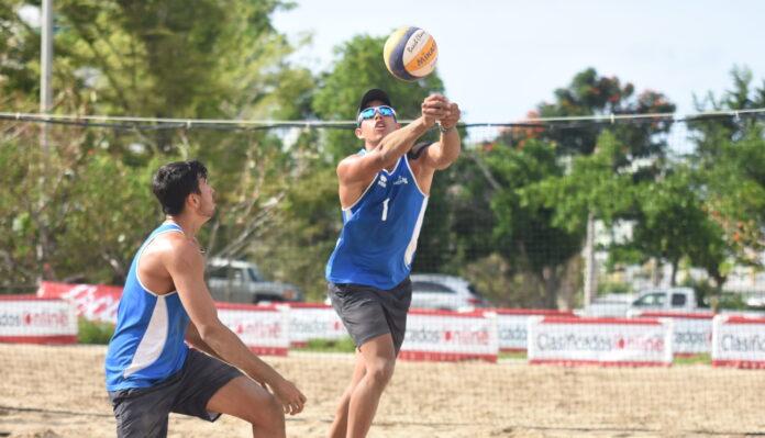 16 parejas verán acción en la rama masculina del voleibol de playa de la LAI. (Suministrada)
