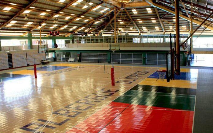 Albergue Olímpico en el municipio de Salinas. (Facebook/Albergue Olímpico de Puerto Rico)
