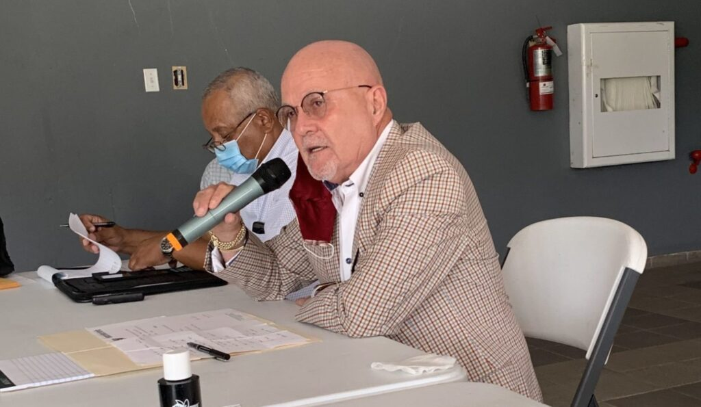 El presidente de la Federación de Béisbol de Puerto Rico, el doctor José Quiles Rosas. (Suministrada)