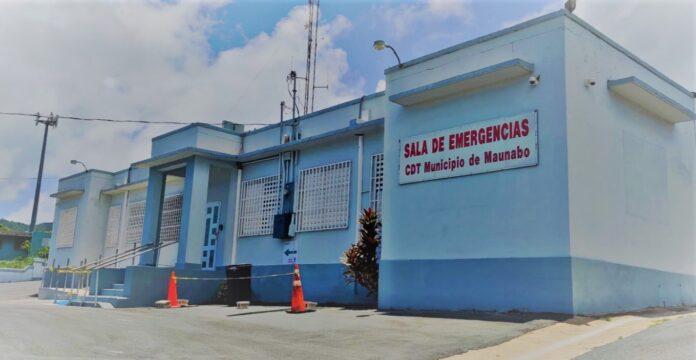 Hospital Municipal de Maunabo. (Suministrada)