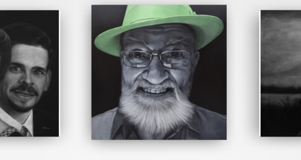 Obra Martorell: el divo verde, de A. Pinazo, en la exposición virtual 3A3D. (Captura de pantalla)