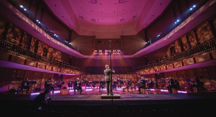 Orquesta Sinfónica de Puerto Rico.