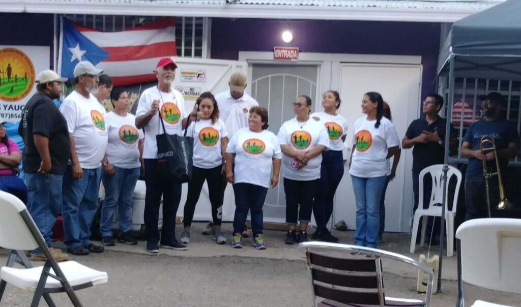 Integrantes del Centro de Microempresas y Tecnologías Agrícolas Sustentables (CMTAS).