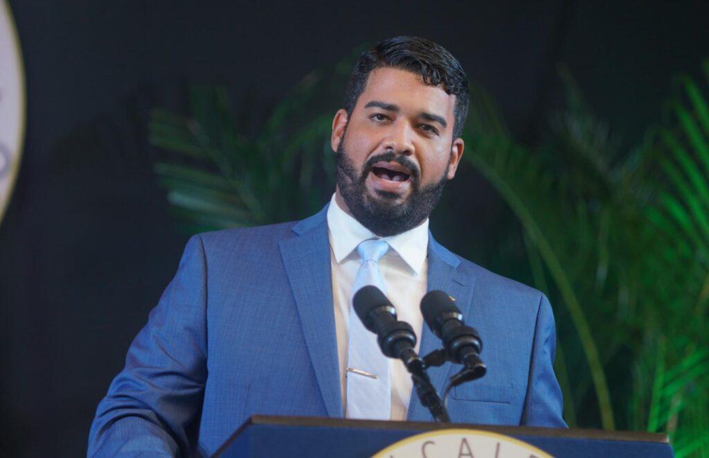 Ángel Omar Lafuente Amaro, alcalde de Maunabo. (Suministrada)