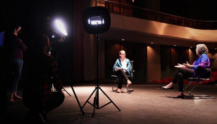 La serie de conversatorio fue denominada Mujeres del teatro puertorriqueño: conversaciones en celebración de nuestras maestras. (Suministrada)