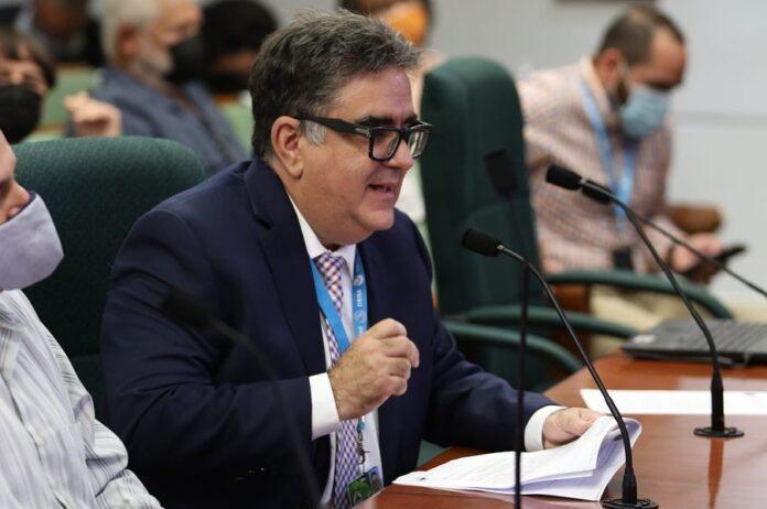 El secretario del DRNA, Rafael Machargo Maldonado.