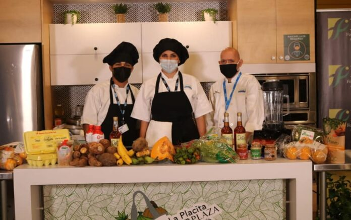 Participantes de la competencia Chefs del País. (Suministrada)