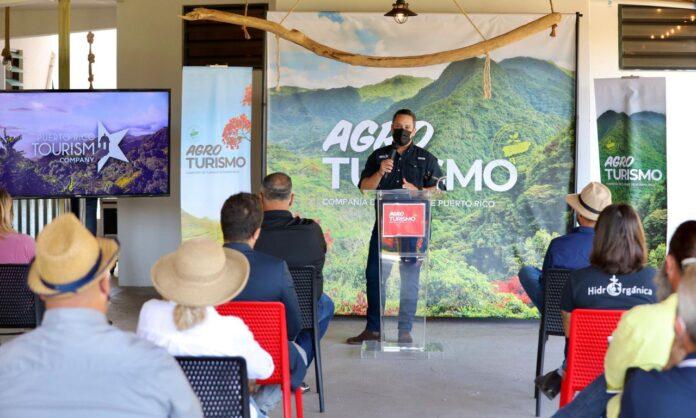 Carlos Mercado, director ejecutivo de la Compañía de Turismo de Puerto Rico.