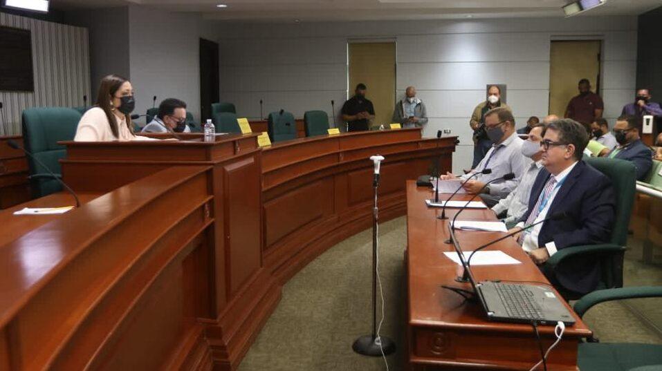 El secretario del DRNA, Rafael Machargo Maldonado, compareció ante Comisión para el Desarrollo y Fiscalización de Fondos Públicos de la Región Sur de la Cámara de Representantes. (Suministrada)