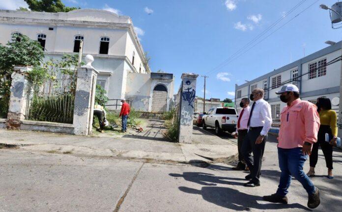 El antiguo Hospital Tricoche se encuentra en la zona que será impactada por el proyecto de arte urbano ViArte.