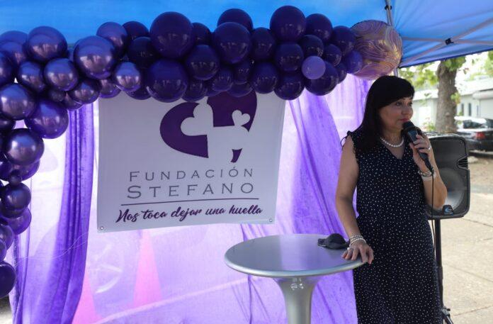 Inauguración del nuevo local de la fundación Stefano Steenbakkers Betancourt en Ponce. (Suministrada)