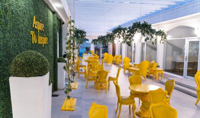 Interior del Hotel Meliá de Ponce. (Suministrada)