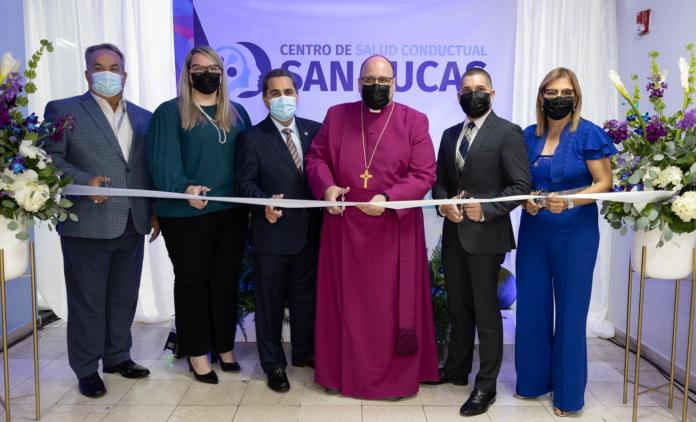 Inauguración del área de hospitalización parcial del Centro Médico Episcopal San Lucas en Ponce. (Suministrada)